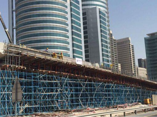 Parallel Roads, Jebel Ali